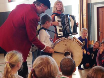 Musik til børn og unge i Viborg Kommune