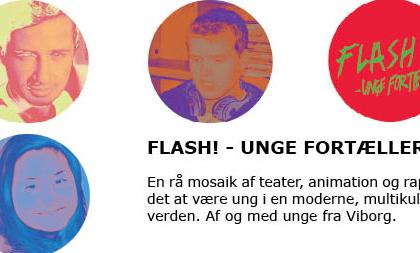 Flash! – unge fortæller