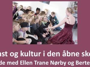 INVITATION:<br/>Dialogmøde med Ellen Trane Nørby og Bertel Haarder
