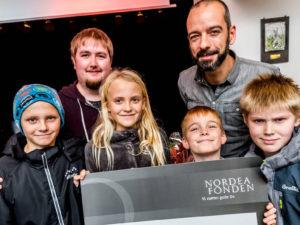 Vinderen af Børnekulturpris 2016
