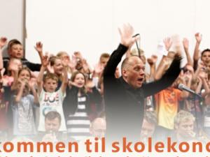 Skolekoncert på Stoholm Skole