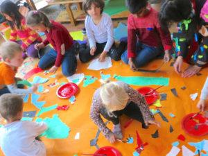 Kulturprinsen modtager EU-støtte til at skabe inklusion i dagtilbud og indskoling gennem kunst og kultur
