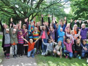CAS – Børn, Kunst og Bæredygtighed