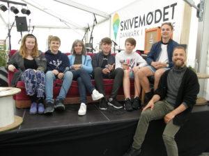 Unge, Kunst og Bæredygtighed