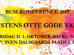 Kom til konference om Kunstens otte gode vaner